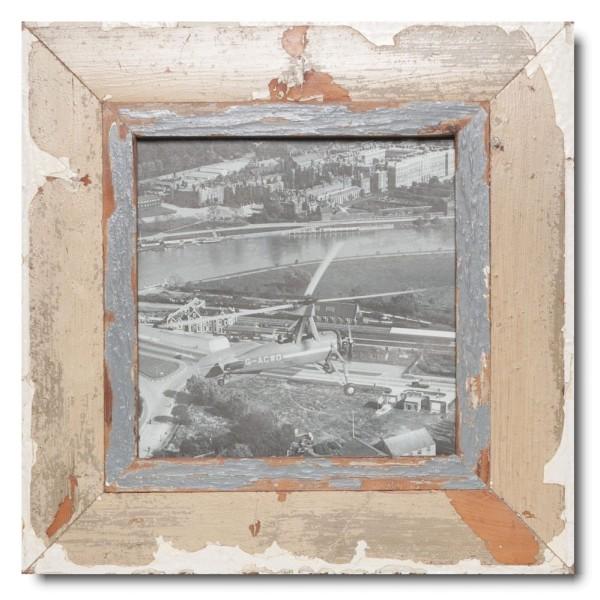 Altholz Bilderrahmen Quadrat für Bildformat 21 x 21 aus Südafrika