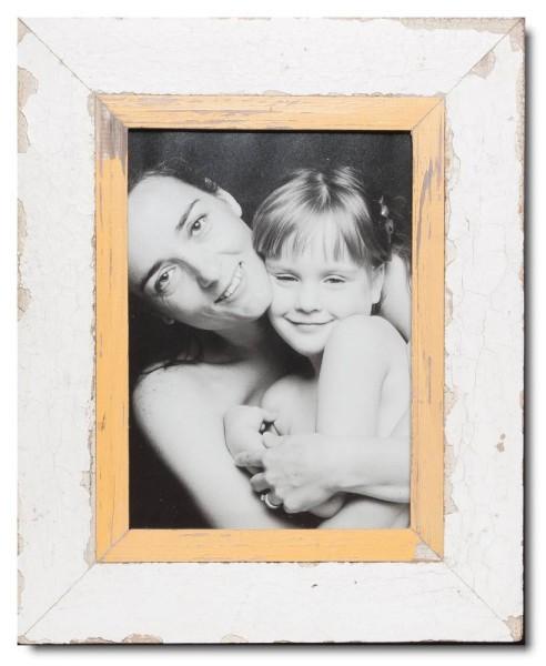 Altholz Bilderrahmen für Bildformat 21 x 29,7 cm aus Südafrika