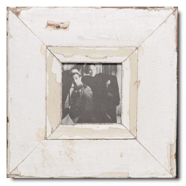 Quadratischer Vintage Bilderrahmen für Fotoformat 10,5 x 10,5 von Luna Designs