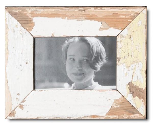 Basic Bilderrahmen aus recyceltem Holz für Bildformat 10 x 15 cm