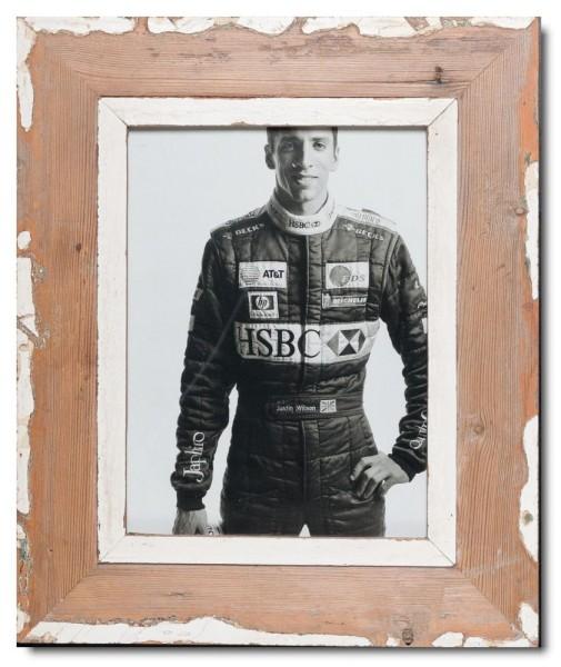 Altholz Bilderrahmen für Bildformat 21 x 29,7 cm aus Kapstadt