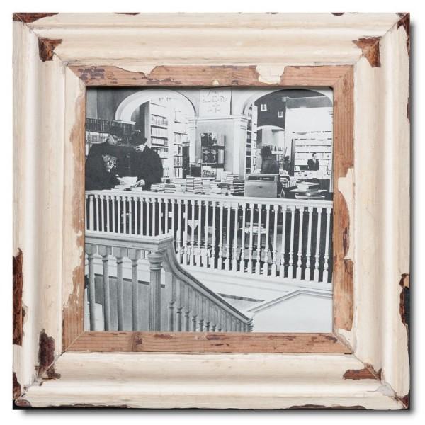 Quadratischer Vintage Bilderrahmen von Luna Designs