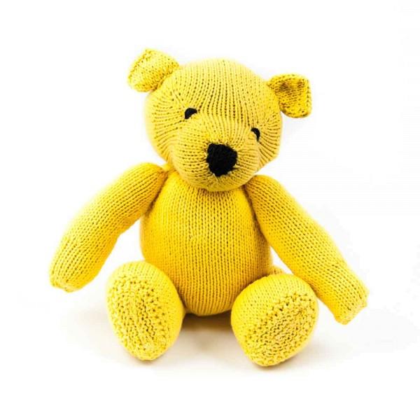Gelber Teddybär