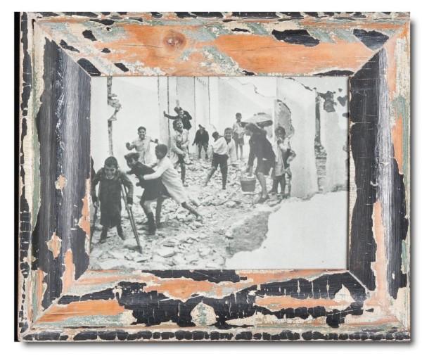 Basic Altholz Bilderrahmen für Fotogröße 15 x 20 cm aus Kapstadt