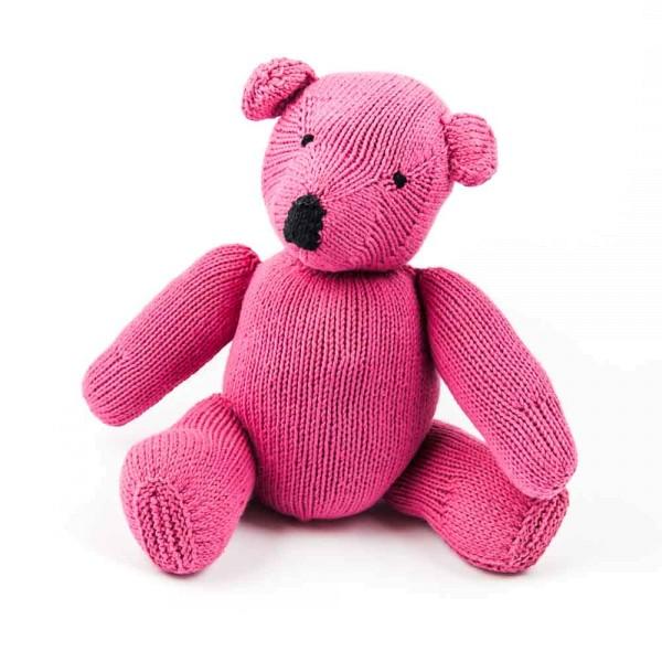 Pinker Teddybär