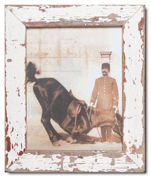 Basic Altholz Bilderrahmen für Fotogröße 20 x 25 cm aus Kapstadt