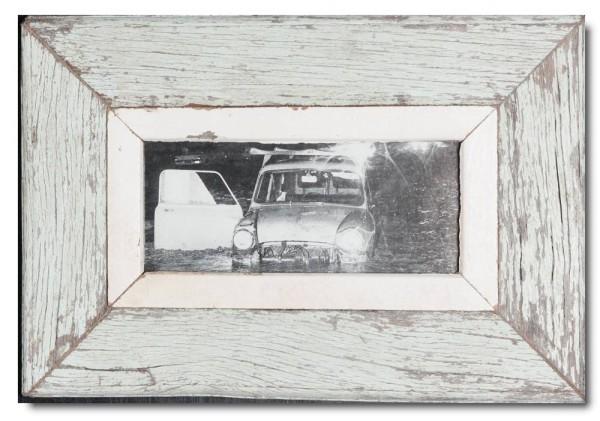 Altholz Bilderrahmen Panorama für Fotoformat 21 x 10,5 cm aus Südafrika
