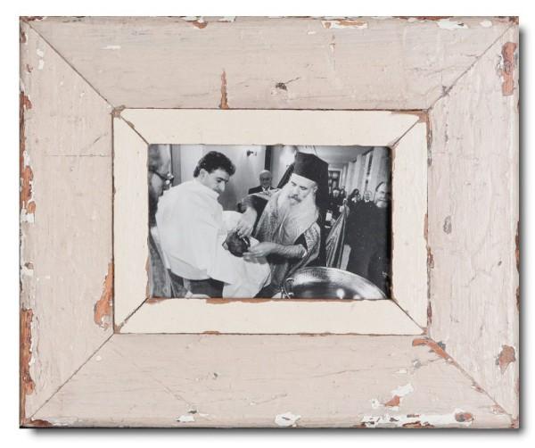Altholz Bilderrahmen für Fotogröße 10,5 x 14,8 cm von Luna Designs