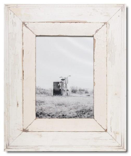 Breiter Altholz Bilderrahmen für Fotogröße 29,7 x 21 cm