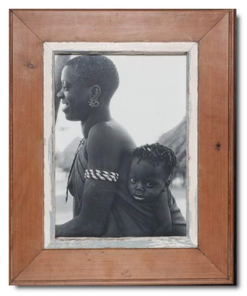 Altholz Bilderrahmen für Fotoformat 21 x 29,7 cm aus Südafrika
