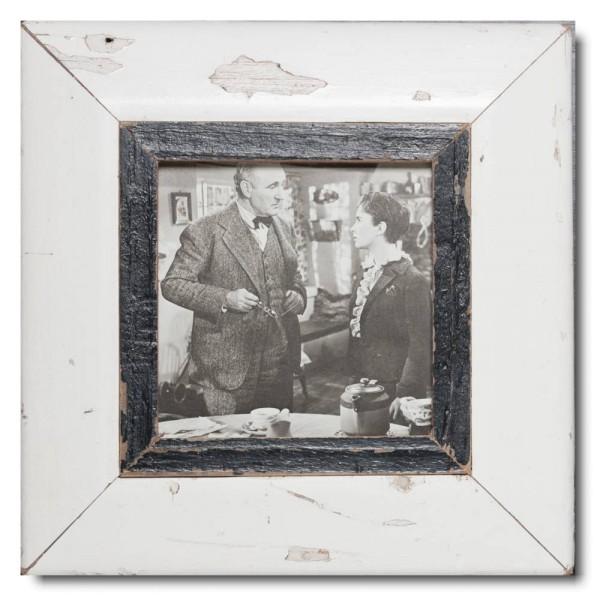 Altholz Bilderrahmen Quadrat für Bildformat 14,8 x 14,8 aus Südafrika