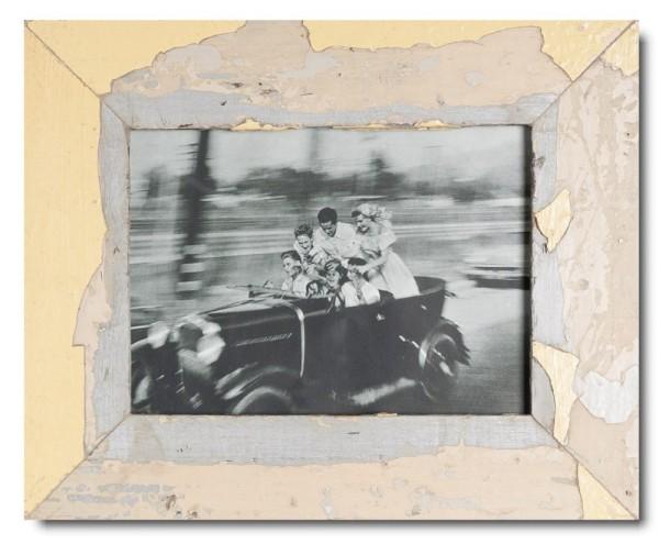 Basic Altholz Bilderrahmen für Fotogröße 15 x 20 cm von Luna Designs