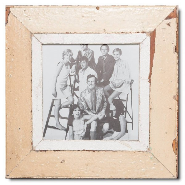 Quadratischer Vintage Bilderrahmen für Bildgröße 21 x 21
