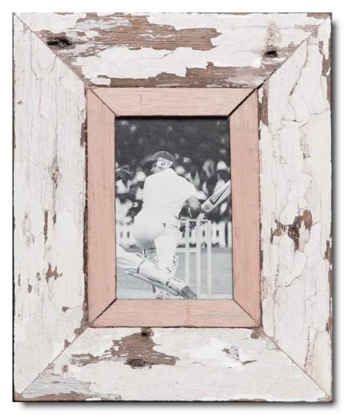 Altholz Bilderrahmen für Fotoformat 10,5 x 14,8 cm