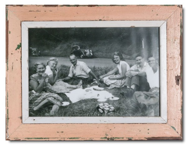 Vintage Bilderrahmen für Bildgröße 29,7 x 42 cm aus Kapstadt