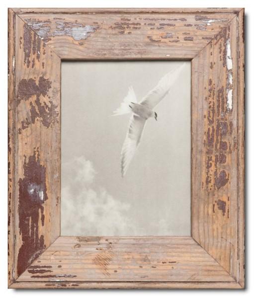 Basic Altholz Bilderrahmen für Bildgröße 15 x 20 cm