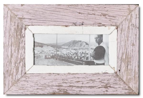 Altholz Bilderrahmen Panorama für Fotoformat 21 x 10,5 cm von Luna Designs