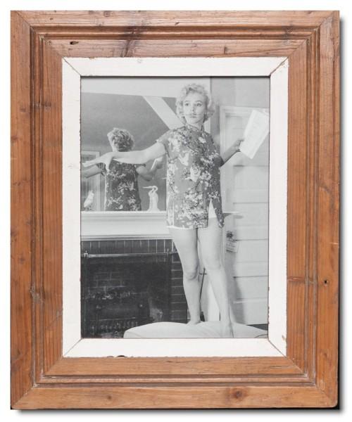Vintage Bilderrahmen für Bildgröße 21 x 29,7 cm von Luna Designs
