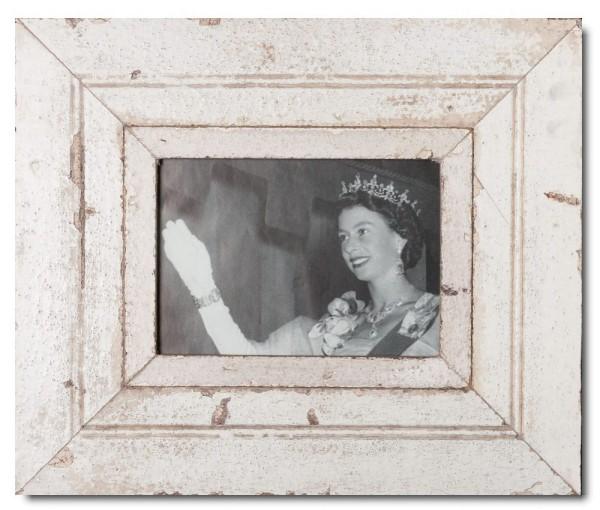 Vintage Bilderrahmen mit breitem Rand für Bildgröße 21 x 14,8 cm