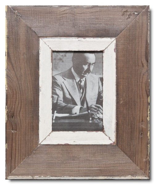 Altholz Bilderrahmen für Fotogröße DIN A6 aus Südafrika
