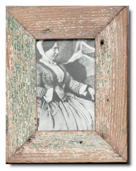 Basic Altholz Bilderrahmen für Fotogröße 10 x 15 cm von Luna Designs