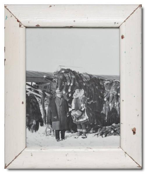 Basic Bilderrahmen aus recyceltem Holz aus Südafrika