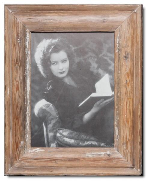 Altholz Bilderrahmen für Bildgröße 21 x 29,7 cm