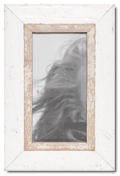 Panorama Bilderrahmen aus recyceltem Holz für Fotogröße 2:1 von Luna Designs