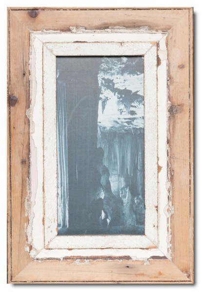 Panorama Bilderrahmen aus recyceltem Holz für Fotogröße 2:1 aus Südafrika