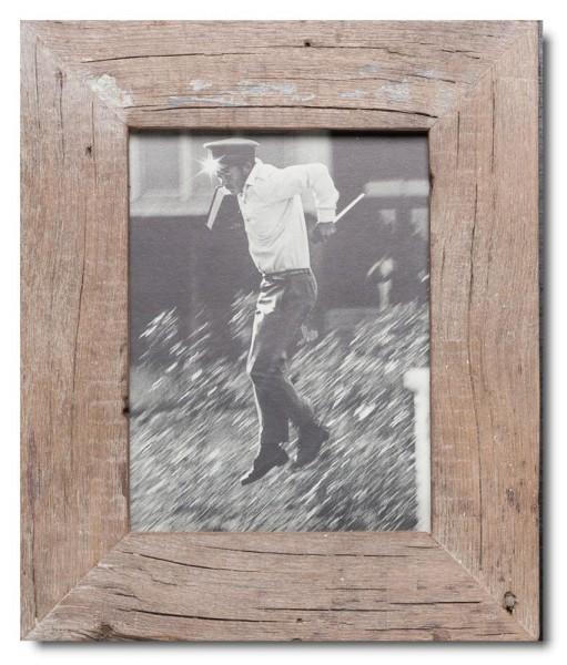 Basic Altholz Bilderrahmen für Bildformat 15 x 20 cm