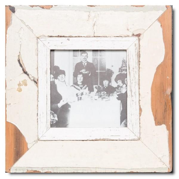 Quadratischer Vintage Bilderrahmen für Bildformat DIN A5 Quadrat von Luna Designs