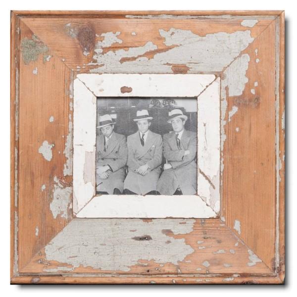 Quadratischer Vintage Bilderrahmen aus Südafrika