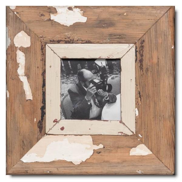 Quadratischer Vintage Bilderrahmen für Bildgröße 10,5 x 10,5