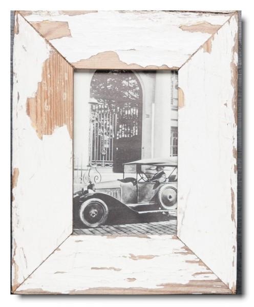 Basic Altholz Bilderrahmen für Bildgröße 10 x 15 cm aus Kapstadt