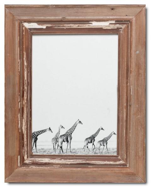 Bilderrahmen aus recyceltem Holz von Luna Designs