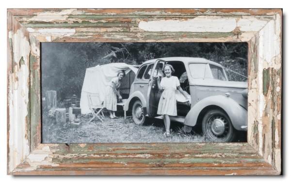 Panorama Vintage Bilderrahmen für Fotogröße 2:1