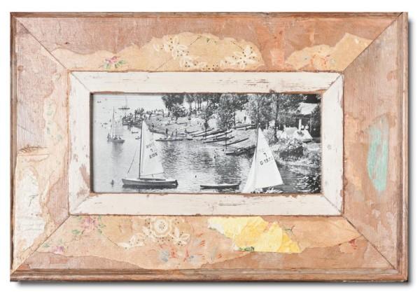 Panorama Vintage Bilderrahmen für Bildformat DIN A5 Panorama