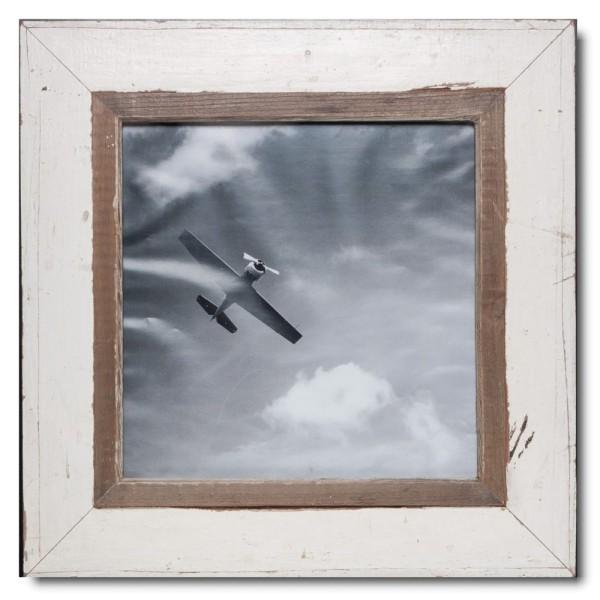 Quadratischer Vintage Bilderrahmen für Bildgröße DIN A3 Quadrat