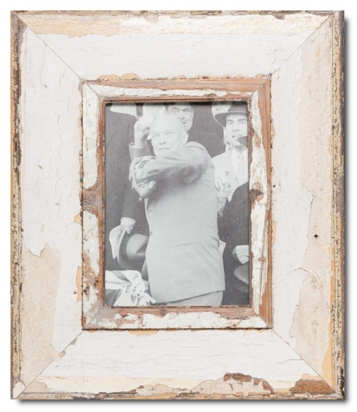 Vintage Bilderrahmen mit breitem Rand für Bildformat DIN A5 von Luna Designs
