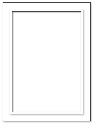 Spiegel - 72x98 - A1