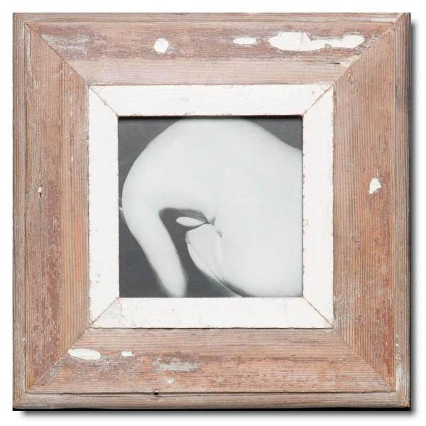 Quadratischer Vintage Bilderrahmen für Bildgröße DIN A5 Quadrat von Luna Designs