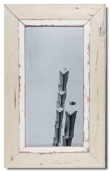 Panorama Bilderrahmen aus recyceltem Holz für Bildgröße DIN A3 Panorama