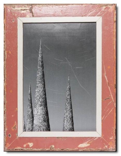Altholz Bilderrahmen für Bildgröße DIN A3