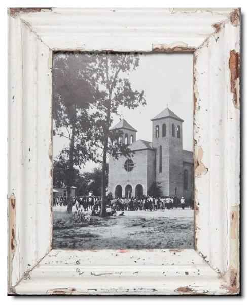 Altholz Bilderrahmen für Fotogröße 21 x 29,7 cm von Luna Designs