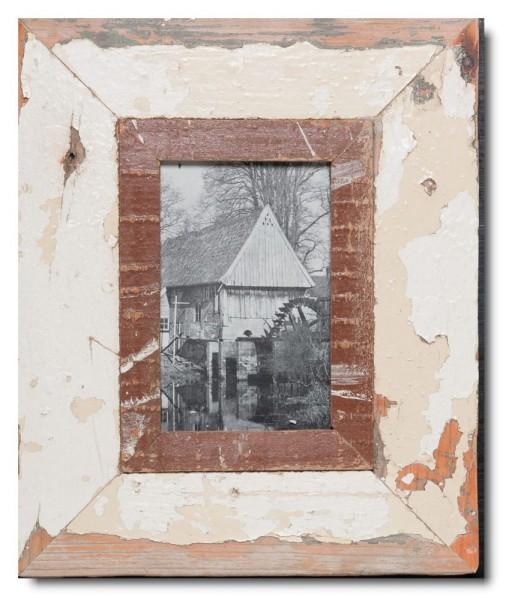 Altholz Bilderrahmen für Fotogröße 10,5 x 14,8 cm aus Kapstadt