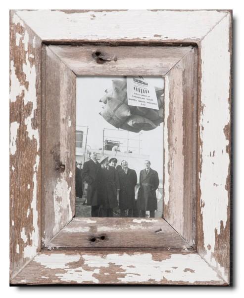 Altholz Bilderrahmen für Bildformat DIN A6