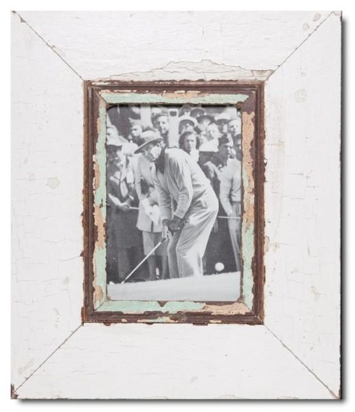 Vintage Bilderrahmen mit breitem Rand für Bildformat 21 x 14,8 cm von Luna Designs