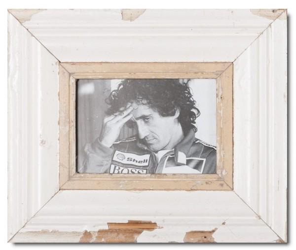 Breiter Altholz Bilderrahmen für Bildgröße DIN A5