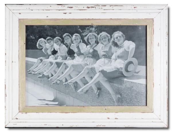 Vintage Bilderrahmen für Bildgröße 29,7 x 42 cm aus Südafrika