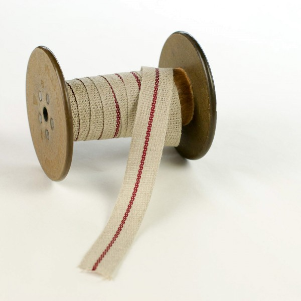 20mm Leinen Geschenkband